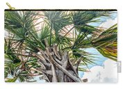 Sabal Palmetto Carry-all Pouch