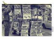 Sabrett Vendor New York City Carry-all Pouch