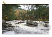 Saco River Rapids North Conway I Carry-all Pouch