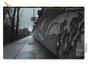 Sacramento River Trail At The Turtle Bay Park Carry-all Pouch