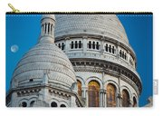 Sacre-coeur And Moon Carry-all Pouch