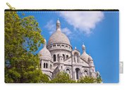 Sacre Coeur Basilica Paris France Carry-all Pouch