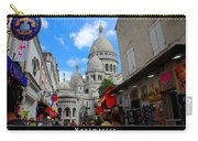 Sacre Coeur In Montmartre Carry-all Pouch