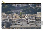 Sacre Coeur Over Rooftops Carry-all Pouch