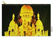 Sacre-coure Cathedral Paris  Carry-all Pouch