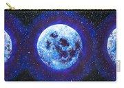 Sacred Feminine Blue Moon Carry-all Pouch
