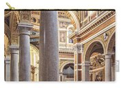 Sacred Heart Of Jesus Church Rome Italy Carry-all Pouch