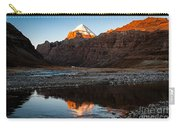 Sacred Mountain In Tibet - Mount Kailash Carry-all Pouch