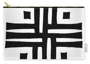 Sacred Roman Cross Carry-all Pouch