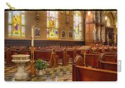 Sacred Space - Our Lady Of Mt. Carmel Church Carry-all Pouch