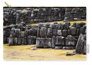 Sacsayhuaman  Carry-all Pouch