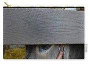 Sad Donkey Carry-all Pouch