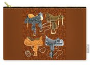 Saddle Leather Carry-all Pouch