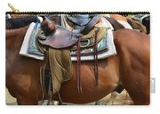 Saddle Up Partner Carry-all Pouch