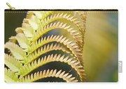 Sadleria Cyatheoides Amau Fern Maui Hawaii Carry-all Pouch