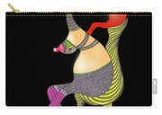 Safe In Mother's Love Carry-all Pouch