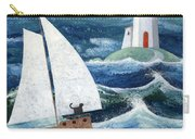 Safe Passage Carry-all Pouch by Peter Adderley