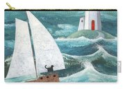 Safe Passage Variant 1 Carry-all Pouch by Peter Adderley