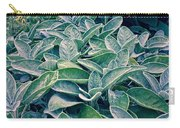 Sage In The Garden Carry-all Pouch