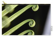 Sago Palm Leaf - 1 Carry-all Pouch