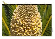 Sago Palm Seed Pod Carry-all Pouch