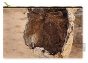 Saguaro Boot Close Up Carry-all Pouch