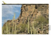 Saguaro Cacti Sabino Canyon Carry-all Pouch