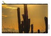 Saguaro Cactus 3 Carry-all Pouch