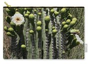 Saguaro In Bloom Carry-all Pouch