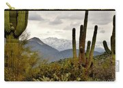 Saguaro Sentinels Carry-all Pouch