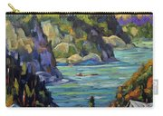 Saguenay Fjord By Prankearts Carry-all Pouch