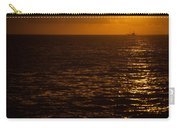 Sail Away In Sunset Carry-all Pouch