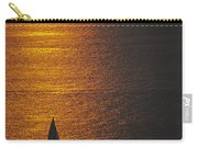 Sail Boat On Puget Sound Carry-all Pouch