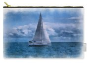 Sail Boat Photo Art 01 Carry-all Pouch