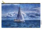 Sail Boat Photo Art 02 Carry-all Pouch