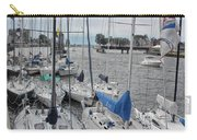 Sail Boats Docked For The Night Carry-all Pouch