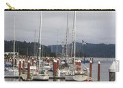 Sail Boats Waiting For Their Captains Carry-all Pouch