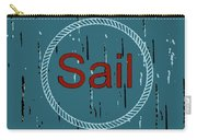Sail Carry-all Pouch