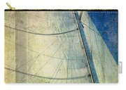 Sail Texture Carry-all Pouch