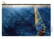 Sailboarding W Metal Carry-all Pouch