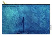 Sailboat As A Painting Carry-all Pouch