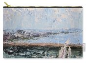 Sailboat In The Waukegan Harbor Carry-all Pouch