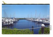 Sailboat Parking - Ft Pierce Florida Carry-all Pouch