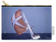 Sailboat Race On Puget Sound Carry-all Pouch