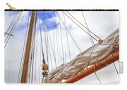 Sailboat Rigging Carry-all Pouch