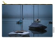 Sailboats At Dawn Carry-all Pouch