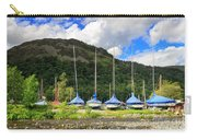 Sailboats At Glenridding In The Lake District Carry-all Pouch