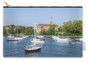 Sailboats By Charles Carroll House Carry-all Pouch