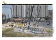Sailboats For Playtime Carry-all Pouch