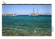 Sailboats On The Water Carry-all Pouch